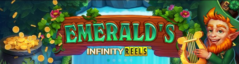 Emerald's Infinity Reels by Relax Gaming