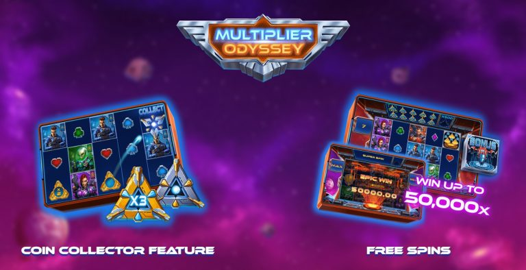 Multiplier Odyssey by Relax Gaming