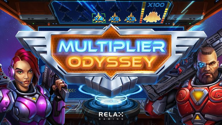 Relax Gaming launches latest slot Multiplier Odyssey