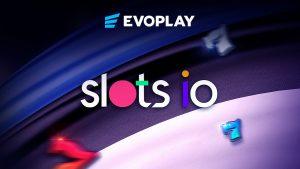 Evoplay celebrates Estonia debut with Slots.io