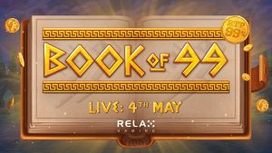 Relax Gaming re-writes the genre with Book of 99