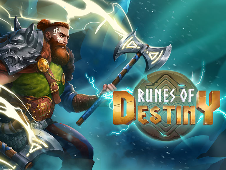 Runes of Destiny by Evoplay