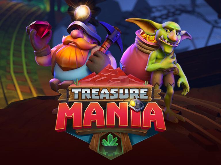 Treasure Mania by Evoplay