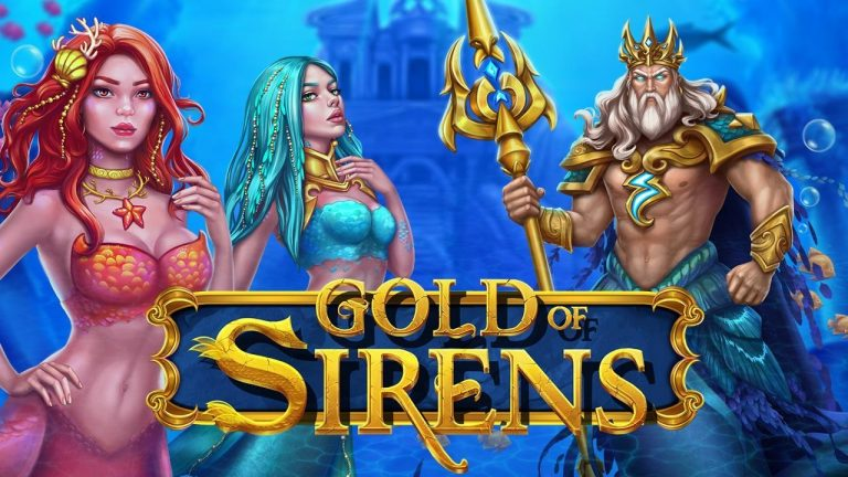 Gold of Sirens by Evoplay