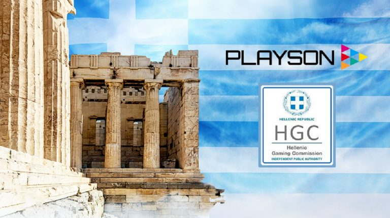 Playson granted approval to launch in Greece