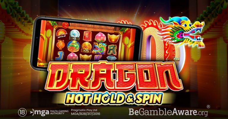 Dragon Hot Hold and Spin by Pragmatic Play