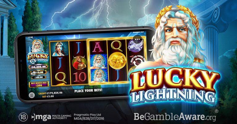Lucky Lightning by Pragmatic Play