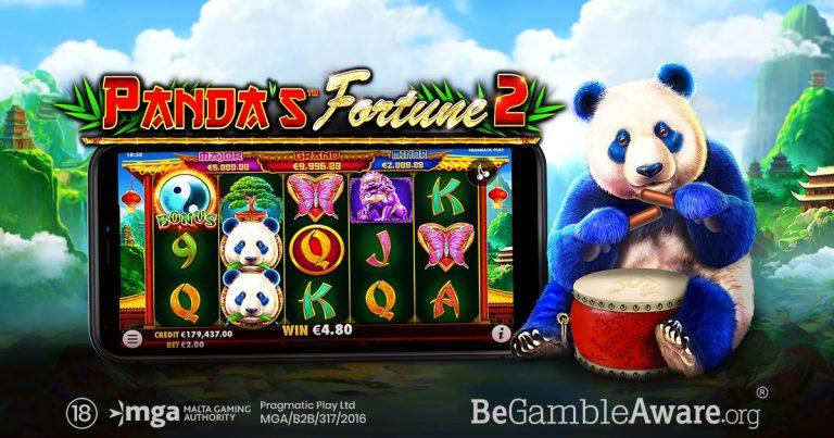 Panda's Fortune 2 by Pragmatic Play