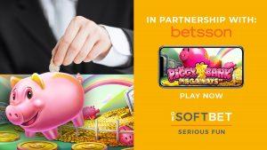 Q&A: iSoftBet-Betsson discuss Piggy Bank Megaways collaboration