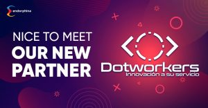 Endorphina and Dotworkers move forward with a strategic partnership