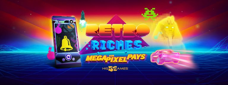 Retro Riches by High 5 Games