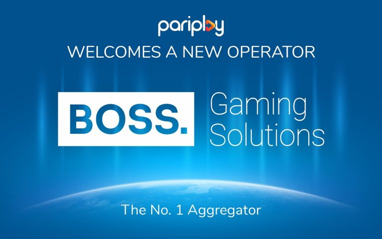 Pariplay expands reach with BOSS. Gaming Solutions agreement