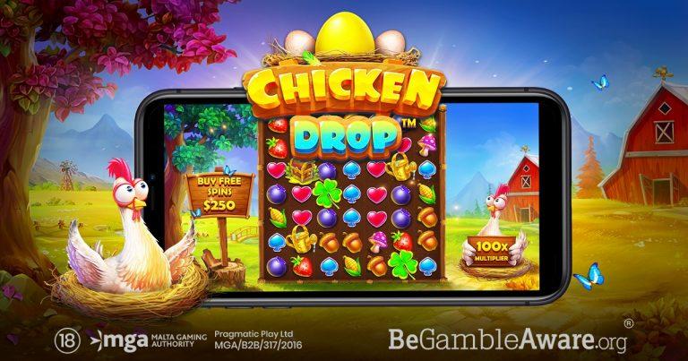 Chicken Drop by Pragmatic Play