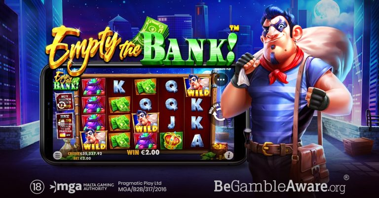 Empty the Bank by Pragmatic Play