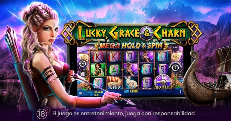 Lucky, Grace & Charm by Pragmatic Play