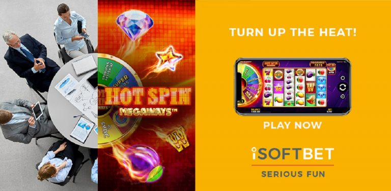 Hot Spin Megaways by iSoftBet