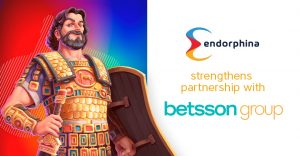 Endorphina strengthens Betsson partnership