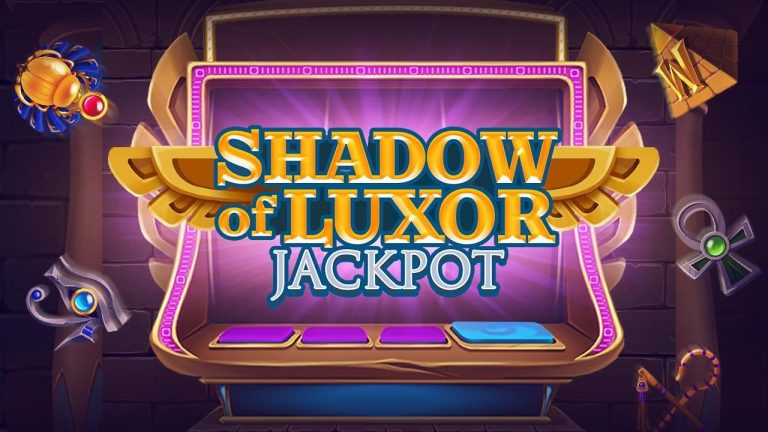 Shadow of Luxor Jackpot by Evoplay