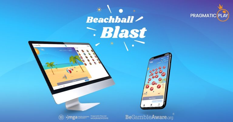 Beachball Blast Bingo by Pragmatic Play