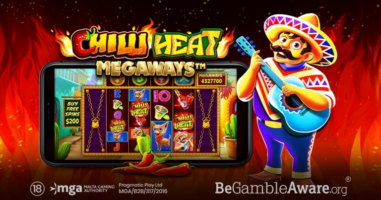 Chili Heat Megaways by Pragmatic Play