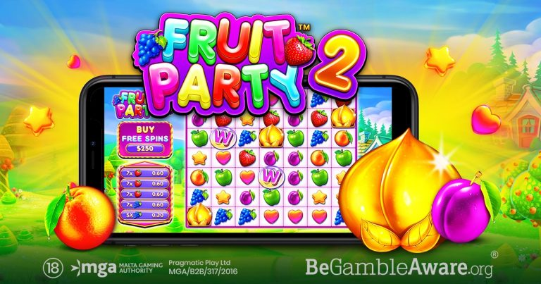 Fruit Party 2 by Pragmatic Play