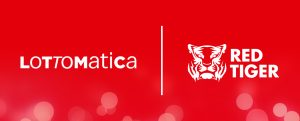 Red Tiger games go live with Lottomatica