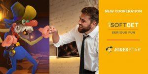 iSoftBet partners with Jokerstar as it grows its footprint in Germany