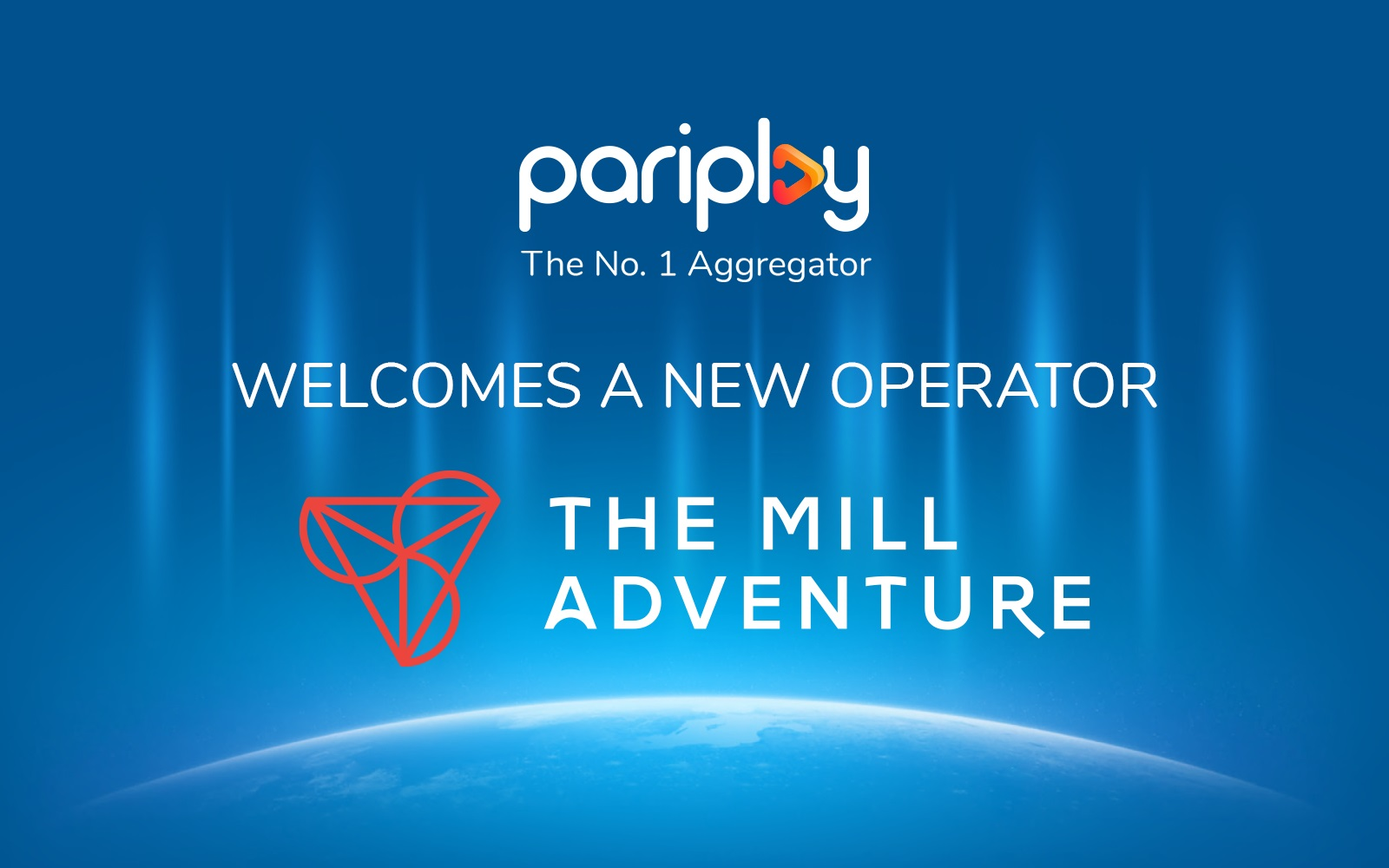 Pariplay partners with The Mill Adventure