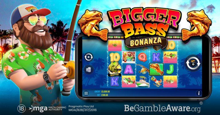 Bigger Bass Bonanza by Pragmatic Play