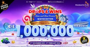 Pragmatic Play expands Drops & Wins promotion