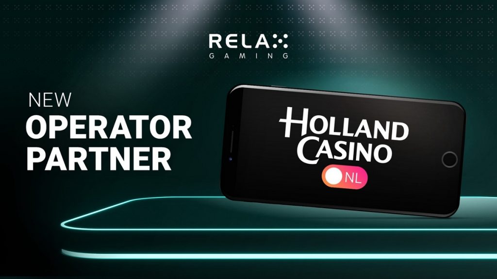 Relax Gaming goes live with Holland Casino in Netherlands